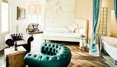 Dit hotel in Oostenrijk heeft is ideale mix tussen vintage en modern