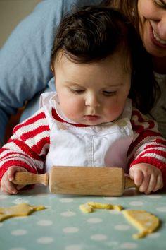 Saídos da Concha: Biscoitos de Natal :: Christmas Biscuits