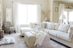 Redecorating my living room : Living room design
