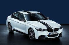 La nueva serie 3 de BMW lanzada este 2013 presenta un nuevo rostro.