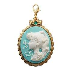 New-Sailor-Moon-Crystal-Cameo-Charms-Sailor-Jupiter-Bandai-JAPAN-Genuine-Anime