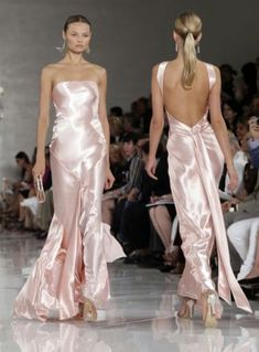 ralph lauren couture gowns | Ralph Lauren and Marchesa shows in NY Fashion Week - China.org.cn