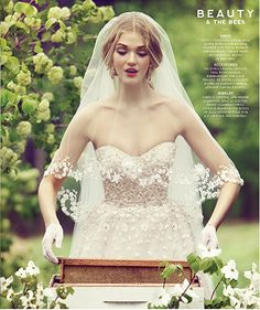 pretty veil | bride to bee feature from Washingtonian Bride & Groom