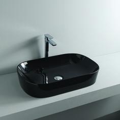 volta 35 lavabo sobre encimera porcelana blanca. Black Bedroom Furniture Sets. Home Design Ideas