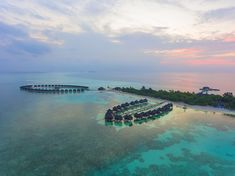 Create unforgettable honeymoon memories at this incredible resort. The secluded Olhuveli Beach & Spa in the Maldives is the perfect luxury escape for couples and honeymooners alike! Get in touch with our team at Luxtripper to find out about our exclusive offers! #luxtripper #luxury #travel #luxurytravel #sunset #themaldives #maldives #olhuveli #honeymoon