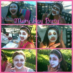 Mary Kay Party Gane