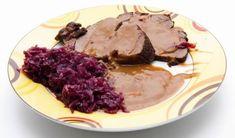 Őz, szarvas, fácán és más vadak | Mindmegette.hu Norwegian Cuisine, Beef, Dinner, Food, Christmas, Meat, Dining, Xmas, Food Dinners
