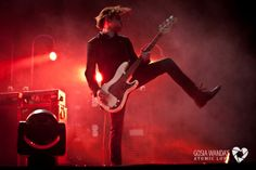 Michael Shuman Queens of the Stone Age