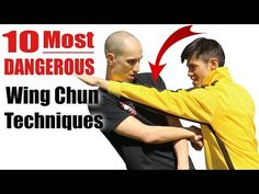 10 Most Dangerous Wing Chun Techniques Wing Chun Techniques, Krav Maga Techniques, Martial Arts Techniques, Self Defense Techniques, Martial Arts Moves, Self Defense Martial Arts, Martial Arts Workout, Mixed Martial Arts, Boxing Workout