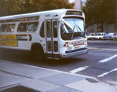 "WMATA's (Metro) GM ""New Look"" buses were inherited from DC Transit, WM&A, AB&W, and WV&M bus lines when WMATA was formed in the early-1970s."