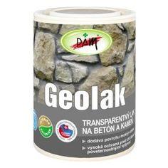 Geolak Lak na kámen matný 0,7 L