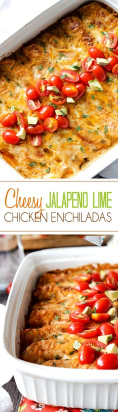 Jalapeno Lime Chicke
