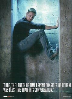 Bourne Legacy - In theaters August 3.
