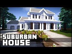House Building Timeline Home Printer Crafts Website Product Modern Minecraft Houses, Minecraft City Buildings, Minecraft House Plans, Minecraft House Tutorials, Minecraft Houses Blueprints, Minecraft House Designs, Minecraft Creations, Minecraft Crafts, Minecraft Stuff