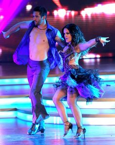 Lacey Schwimmer: DWTS Pro Finds Naked Intruder in Vegas Dressing Room