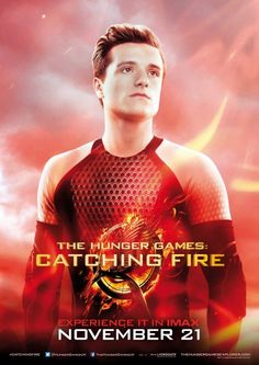 Click on the picture to read the first review of The Hunger Games: Catching Fire!!!