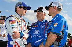 PHOTOS (Feb. 24, 2012): Gatorade Duels at Daytona. More: http://www.hendrickmotorsports.com/news/photos/2012/02/24/Gatorade-Duels#.