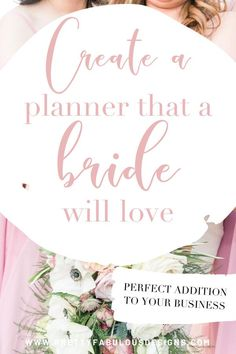 If you knew how to build a planner of your very own, you would've drawn a line in the sand and gotten down to business already! With our kit you will be able to create you're own wedding planner business effortlessly.