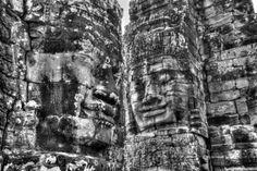 Bayon, Ankor, Kambodscha