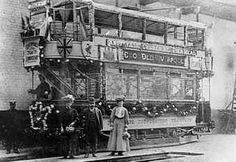 Liverpool tram