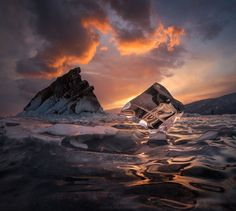 Crystal Baikal by EGRA photography on 500px