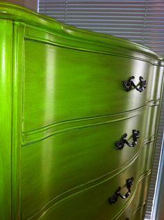 furniture makeover Let's Get Crafty! » Rustoleum Furniture Transformation