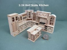 Image result for 1:24 scale kitchen templates