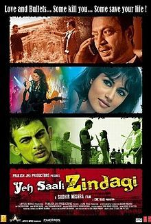 Directed by Sudhir Mishra Produced by Prakash Jha Starring Irrfan Khan Arunoday Singh Chitrangada Singh Aditi Rao Hydari Music by Nishat Khan Abhishek Ray Cinematography Sachin Kumar Krishnan Distributed by Cine Raas Entertainment Pvt. Ltd. Release dates 4 February 2011 Budget ₹ 80 million Box office ₹ 107.5 million Bollywood Viral Feedback: Average  For more details on this you can visit us at http://www.bollywoodviral.in/videos