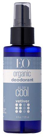 Organic Deodorant - Vetiver 636874040806