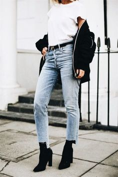This denim style is a must have.