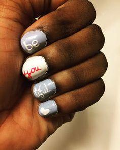 Be-YOU-tiful nail art: http://olivia-savannah.blogspot.nl/2017/02/nails-extravaganza-be-you-tiful.html