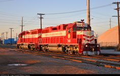RailPictures.Net Photo: TRRA 2000 Terminal Railroad Association of St. Louis EMD GP38-3 at Saint Louis, Missouri by Matthew Chapman
