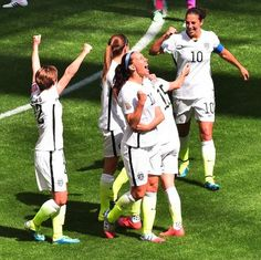 Women's Soccer Star Says U.S. Team Is 'Fighting For Bigger Picture' Equality