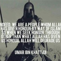"Companion of the Prophet ﷺ al-Khulafaa'u ar-Raashiduun (""the Rightly Guided Caliphs"") Amiir al-Mu'miniin (""Commander of the Faithful"") al-Farooq (""One Who Distinguish"") `Umar bin al-Khattab (RA) #Quote #Sahaba #Muslim #Arab"