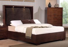 Interesting king bed frame furniture sets with nightstand and dressers
