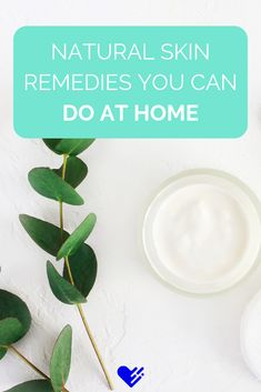 It's possible to solve skin problems naturally. Try these natural skincare remedies you can do from the comfort of your own home.
