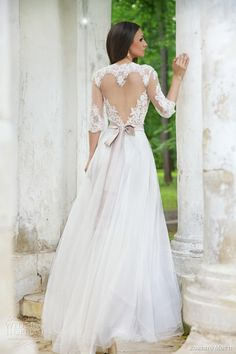 Roberto Motti 2015 Wedding Dresses | Wedding Inspirasi