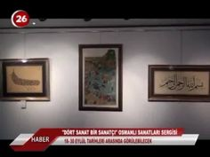 https://www.facebook.com/video.php?v=508804929284686 Sergim hakkında Kanal 26 televizyonu ile yaptığım röportaj 17 Eylül 2015 haber bülteninde yayınlanmış.  #Sergi #EskişehirDevletGüzelSanatlarGalerisi #SanatGalerisi #Eskişehir #HüsnüHat #Tezhip #Minyatür #EbruSanati #Kaligrafi #Hattat #sanat #HatSanatı #HatSanati #EsEs #Exhibition #EskisehirStateFineArtsGallery  #FineArtsGallery #Eskisehir #Calligraphers #Miniature #Calligraphy #OttomanCalligraphy #Ottoman #Art #OttomanArts #illumination…