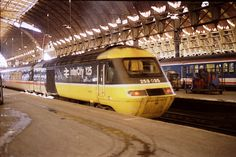 Intercity 125 - Paddington - Grimsby UK