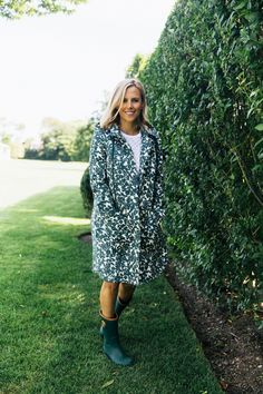 Tory in the Shelley coat from our Resort 2015 collection