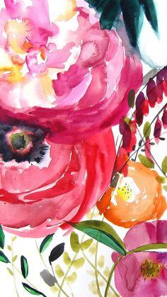 We Heart It yoluyla görsel #background #flowers #pattern #wallpaper