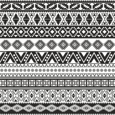 Tumblr Aztec Black And White images