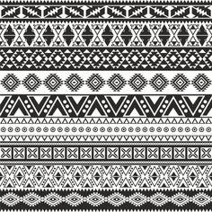 Tumblr Aztec Black And White images