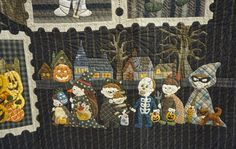 Koala's place - CrossStitch&Patchwork & Embroidery: Tokyo International Great Quilt Festival - Part 7 (Original Design)