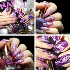 BunnyTailNails: Inspired by Nail It! magazine cover