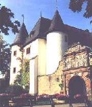 Route Gottfried von Bouillon e.V. - deutsche Sektion