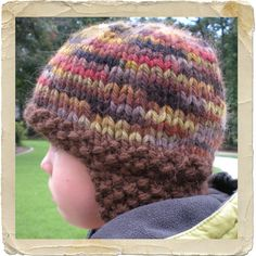NobleKnits.com - Heirloom Stitches - Fargo Earflap Hat Knitting Pattern, $5.95 (http://www.nobleknits.com/heirloom-stitches-fargo-earflap-hat-knitting-pattern/)