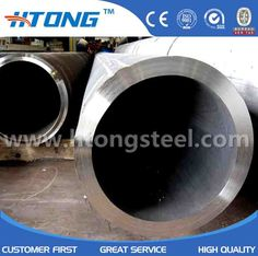 HTONG steel: ASTM A312 TP316 stainless steel seamless pipe with No.1 surface finish; welded pipes with mirror surface; large diameter with heavy thickness high pressure industrial tubes. Waiting for your inquiry !