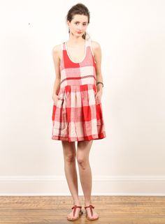 Ace & Jig Boardwalk Dress - Rouge at shopprettymommy.com