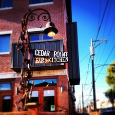 Cedar Point Bar and Kitchen is a great little spot in Fishtown..This spot is only a few years old but can hold its own with some of the best food in Philly! Chicken and waffles are great! Large outside seating area, friendly staff  Something for everyone here to enjoy! http://cedarpointbarandkitchen.com